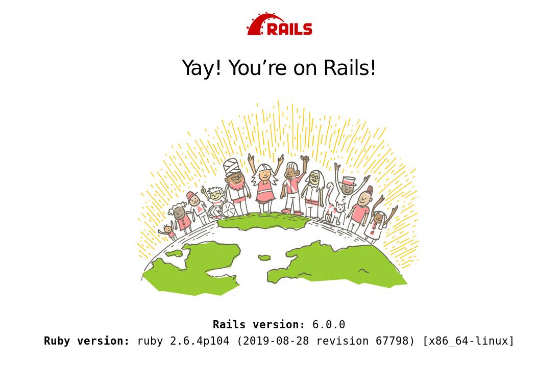 Yay Rails
